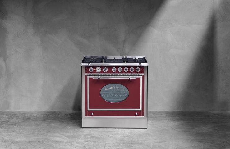 Country 90 ge j corradi - Pietra per forno elettrico ...